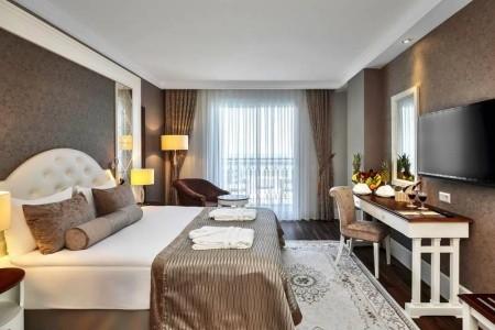 Turecko Kusadasi Efes Royal Palace Resort & Spa 8 dňový pobyt Ultra All inclusive Letecky Letisko: Bratislava júl 2021 (28/07/21- 4/08/21)
