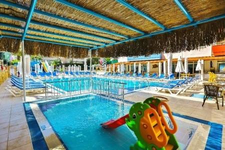 Turecko Alanya Club Big Blue Suite 8 dňový pobyt All Inclusive Letecky Letisko: Bratislava júl 2021 (25/07/21- 1/08/21)
