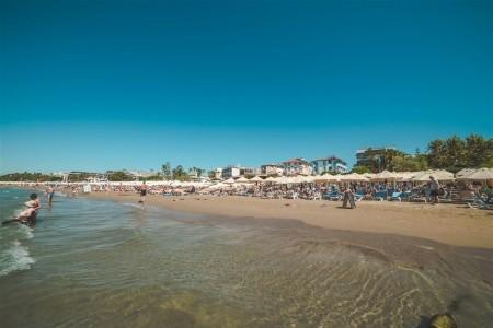 Turecko Side Trendy Side Beach 8 dňový pobyt All Inclusive Letecky Letisko: Bratislava september 2021 (15/09/21-22/09/21)