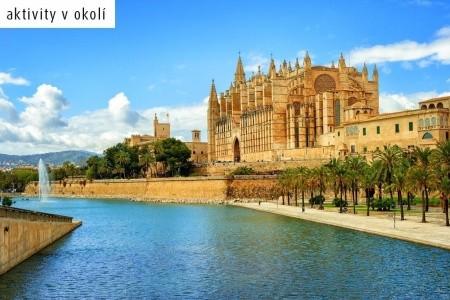 Španielsko Mallorca Mix Colombo 8 dňový pobyt All Inclusive Letecky Letisko: Bratislava júl 2021 (17/07/21-24/07/21)