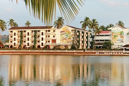Dovolenka  - India - Hotel Resorte Marina Dourada