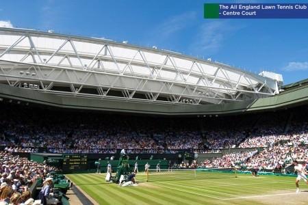 Dovolenka  - Hotel & Vstupenka Na Wimbledon 2018 - Centre Court - 6.den