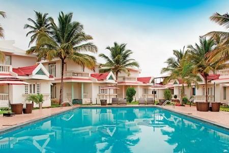 Dovolenka  - India - Hotel Regenta Resort