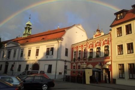 Dovolenka  - Česká republika - Kroměříž - Hotel Excellent