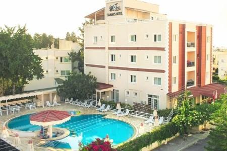 Dovolenka  - Cyprus - Sammys Hotel