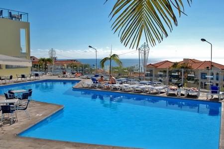 Dovolenka  - Madeira - Muthu Raga Madeira Hotel
