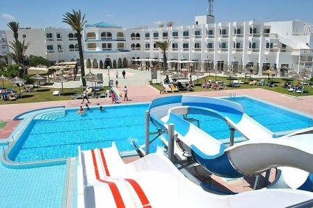Dovolenka  - Tunisko - Neptunia Beach
