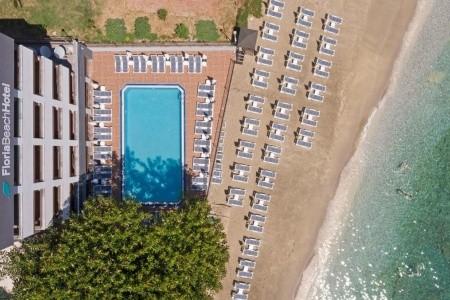 Turecko Alanya Floria Beach 8 dňový pobyt All Inclusive Letecky Letisko: Bratislava august 2021 (31/08/21- 7/09/21)