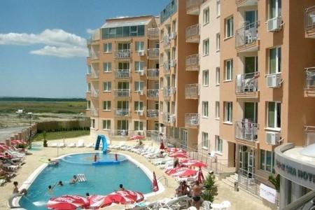 Dovolenka  - Bulharsko - Black Sea Complex