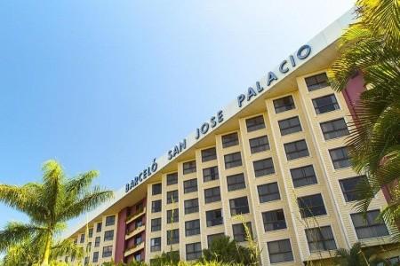 Dovolenka  - Kostarika - Barceló San José Hotel
