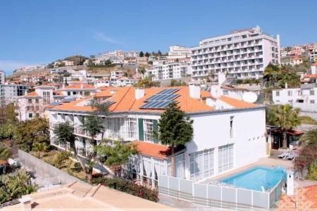 Dovolenka  - Madeira - Estalagem Monte Verde