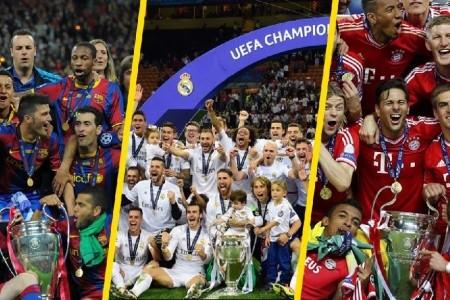 Dovolenka  - Ukrajina - Finále Champions League