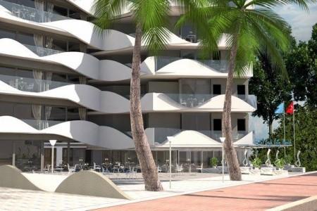 Dovolenka  - Turecko - Arsi Enfi City Beach Hotel