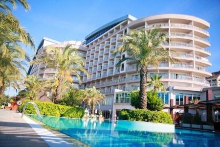 Dovolenka  - Turecko - Liberty Hotels Lara