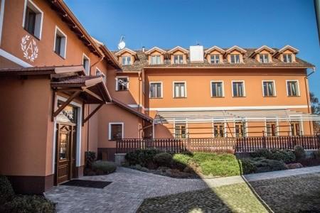 Dovolenka  - Česká republika - Straškov - Hotel Amálka