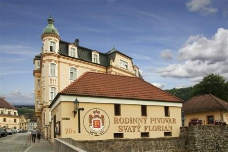 Dovolenka  - Česká republika - Loket - Hotely Císař Ferdinand A St. Florian