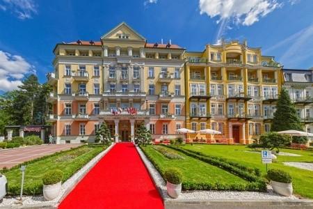 Dovolenka  - Česká republika - Františkovy Lázně - Lázeňský Hotel Pawlik
