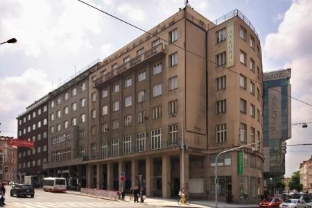 Dovolenka  - Česká republika - Praha - Hotel Legie