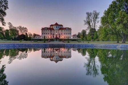 Dovolenka  - Česká republika - Liblice - Hotel Zámek