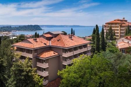 Dovolenka  - Slovinsko - Hotel Metropol - Depandance Casa Bel Moretto