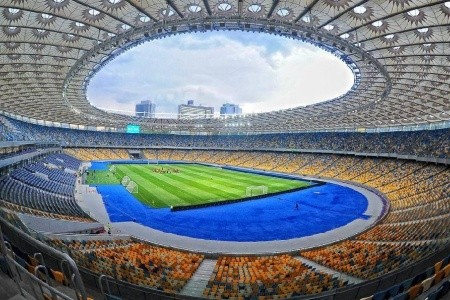 Dovolenka  - Ukrajina - Finále Champions League Otočka
