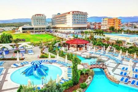 Dovolenka  - Turecko - Kahya Resort Aqua & Spa