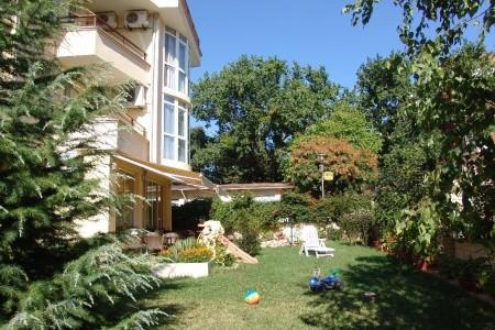 Dovolenka  - Bulharsko - Jussi Family Hotel