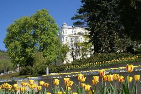Dovolenka  - Česká republika - Hotel Belvedere Mariánské Lázně