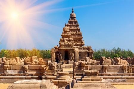 Dovolenka  - India - Krásy jižní Indie s pobytem na Maledivách