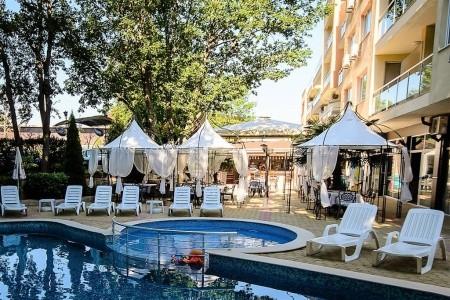 Dovolenka  - Bulharsko - Hotel Sunrise Primorsko