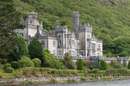 Dovolenka  - Írsko - IRSKÝ EVERGREEN - POLOPENZE