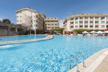 Dovolenka  - Turecko - Grand Seker Hotel