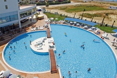 Turecko Turecká riviéra Cenger Beach Resort 8 dňový pobyt All Inclusive Letecky Letisko: Bratislava júl 2021 ( 3/07/21-10/07/21)