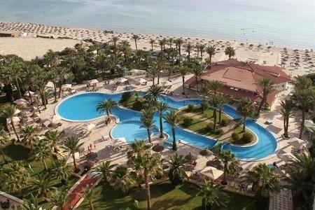 Tunisko Sousse Riadh Palms 15 dňový pobyt All Inclusive Letecky Letisko: Bratislava jún 2021 (24/06/21- 8/07/21)