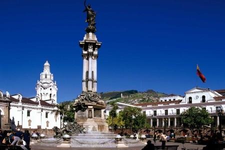 Dovolenka  - Ekvádor - Ekvádor a Galapágy - Země sopek a ráj zvířat