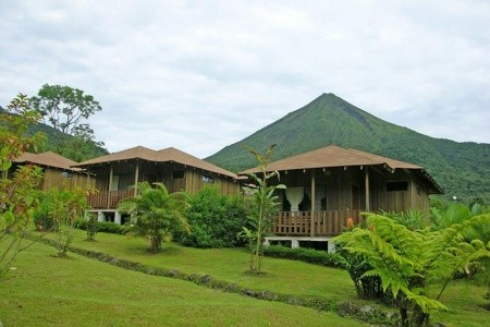 Dovolenka  - Kostarika - Lomas Del Volcan