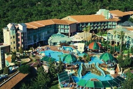 Dovolenka  - Turecko - Liberty Hotels Lykia