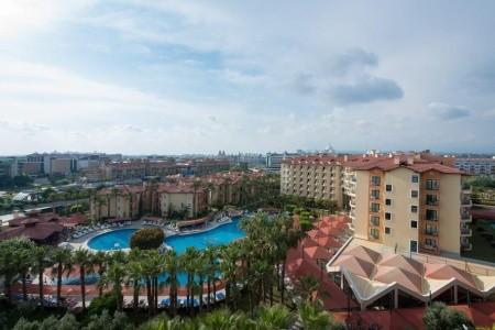 Dovolenka  - Turecko - Miramare Queen Hotel