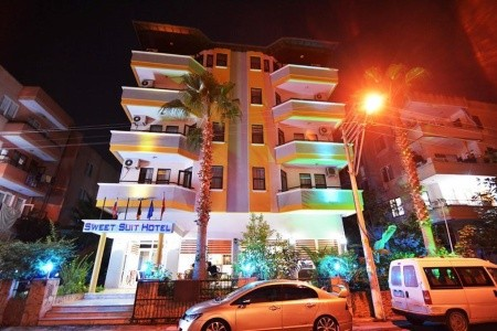 Dovolenka  - Turecko - Arsi Sweet Suit Hotel