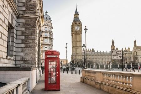 Dovolenka  - To nejlepší z Londýna + HARRY POTTER (letecky z Prahy)