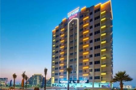 City Stay Beach Hotel Apartment, Marjan Islan