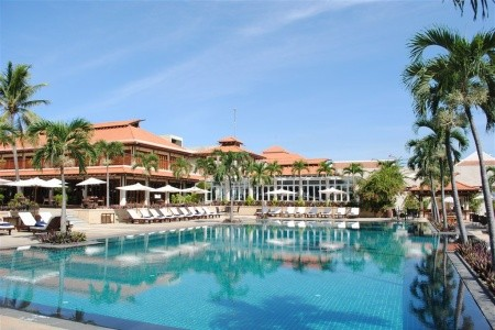 Dovolenka  - Vietnam - Furama Resort Danang