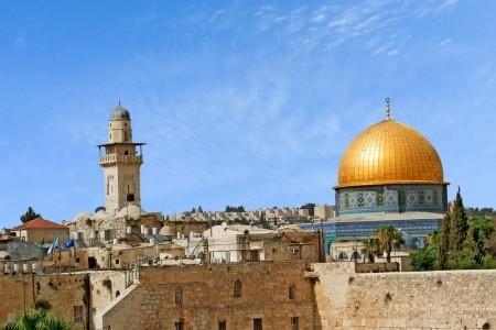 Dovolenka  - Izrael - JORDÁNSKO A IZRAEL