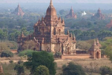 Dovolenka  - Barma - BARMA a ostrov Koh Chang 2019