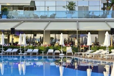 Turecko Turecká riviéra Azura Deluxe 15 dňový pobyt Ultra All inclusive Letecky Letisko: Bratislava júl 2021 (30/07/21-13/08/21)