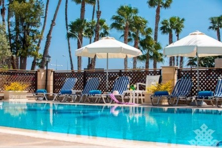 Dovolenka  - Cyprus - Kapetanios Hotel Limassol