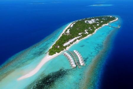 Dovolenka  - Maldivy - Dhigali Maldives Island Resort