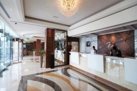 Spojené arabské emiráty Dubaj Park Regis Kris Kin Hotel 8 dňový pobyt Raňajky Letecky Letisko: Praha júl 2020 (15/07/20-22/07/20)