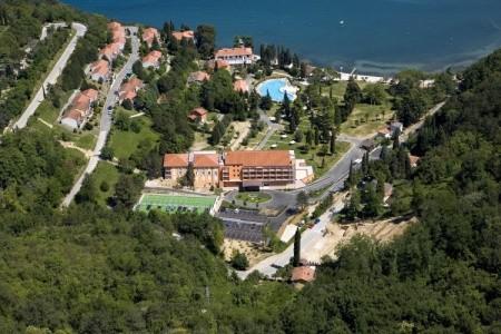 Dovolenka  - Slovinsko - Apartmány Salinera, Strunjan
