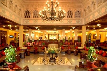 vnútro hotela